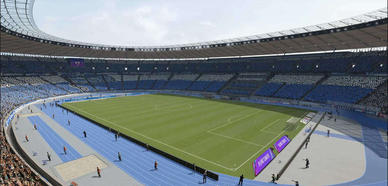 Olympiastadion - Alemanha