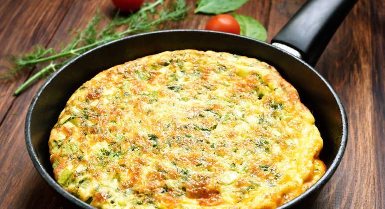 Omelete da fazenda