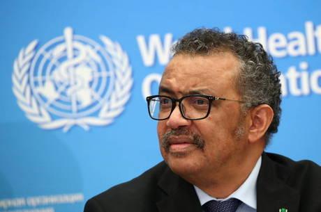 Diretor-geral da OMS: 'Politização exacerba pandemia'