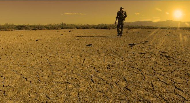 Dados preliminares indicam que as temperaturas globais do mês passado estão 'no mesmo nível' ou um pouco acima do recorde estabelecido em julho de 2016