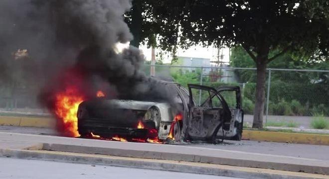 Prisão provocou onda de violência na cidade de Culiacán, no estado de Sinaloa