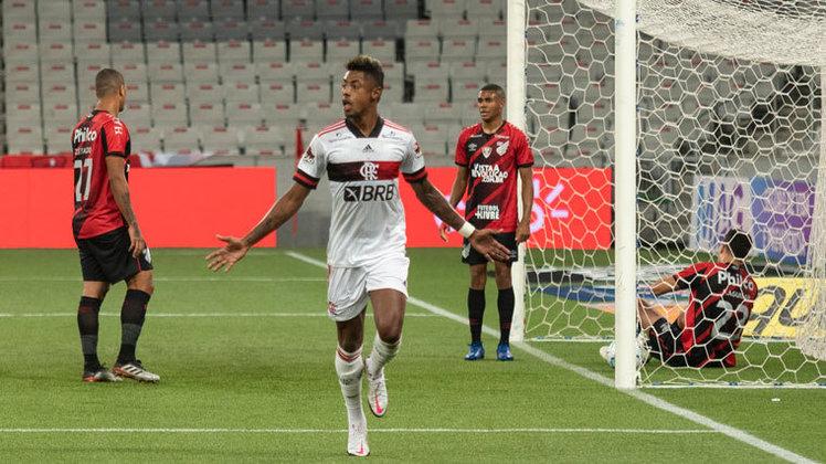 Onde assistir Athletico-PR x Flamengo na TV: Globo (pode ser alterado).