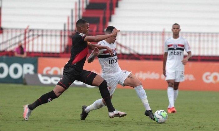 Onde assistir Atlético-GO x São Paulo na TV: Premiere