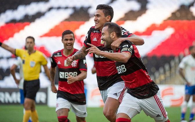 Onde assistir Flamengo x Fortaleza na TV: Premiere.
