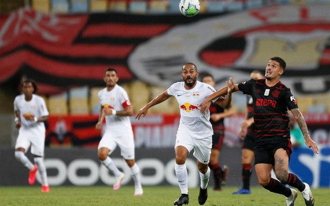 Onde assistir Flamengo x Red Bull Bragantino na TV: Premiere.