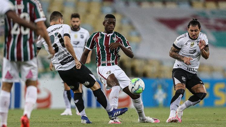 Onde assistir Fluminense x Ceará na TV: Globo e Premiere