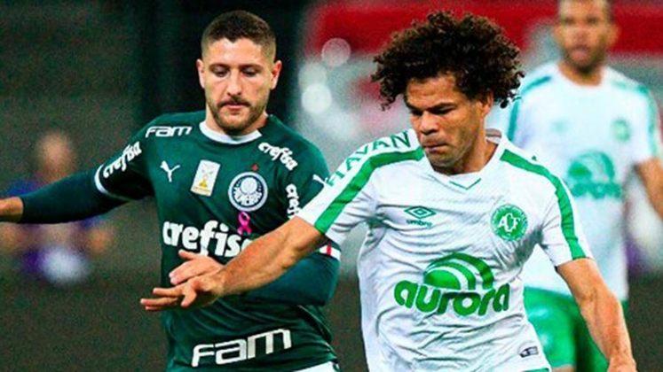 Onde assistir Palmeiras x Chapecoense na TV: Premiere
