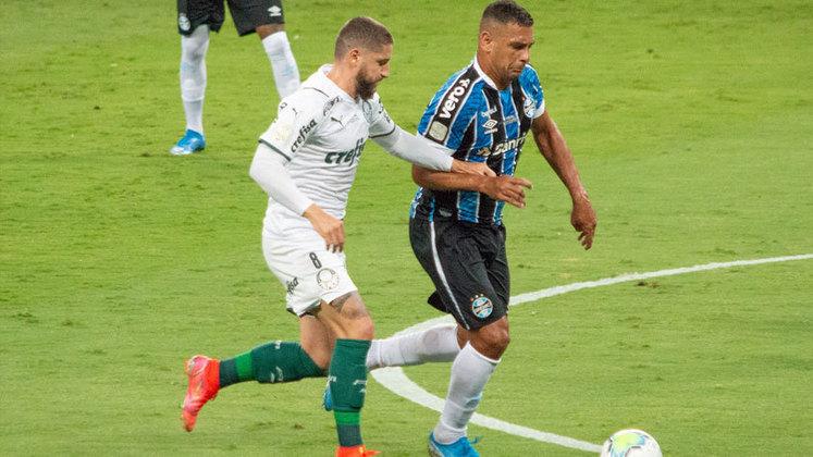 Onde assistir Palmeiras x Grêmio na TV: Premiere