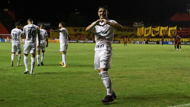 Onde assistir Sport x Palmeiras na TV: Globo e Premiere