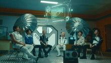 Membros do grupo de K-pop ONF viram astronautas em 'Popping'