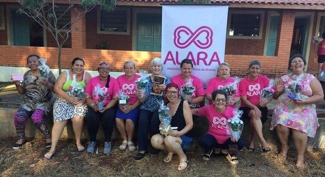 ONG Alara é filiada à Federação Brasileira de Instituições Filantrópicas de Apoio à Saúde da Mama