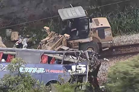 Acidente deixou 19 pessoas mortas em Minas Gerais