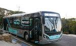 O governo de São Paulo apresentou os doze primeiros ônibusantivirais, de um total 120, que passam a integrar a frota intermunicipal gerenciada pela EMTU (Empresa Metropolitana de Transportes Urbanos), nestaquarta-feira (28)