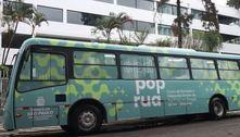 SP cria unidade móvel para atender população em situação de rua