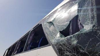 __Explosão de bomba atinge ônibus que levava turistas no Egito__ (Ahmed Fahmy/Reuters - 19.05.2019)
