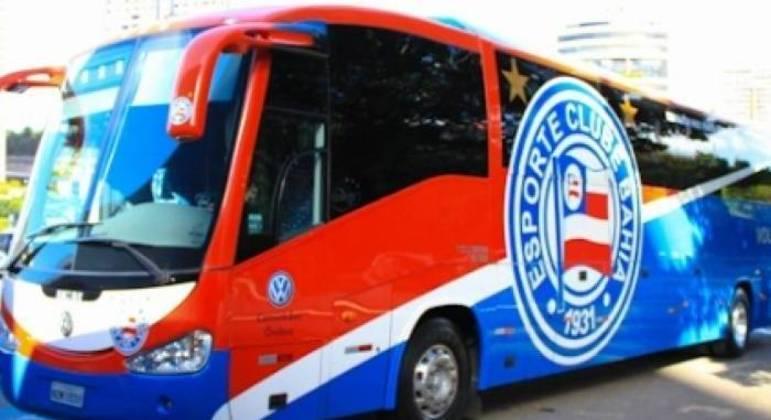 Torcedores do Bahia poderão auxiliar o clube na produção da arte que pintará o ônibus