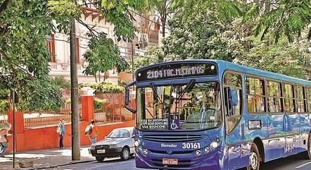Festa aconteceria em ônibus e no metrô