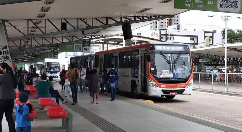 Ônibus, Campina Grande