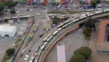 SP: Prefeitura quer responsabilizar sindicato por vandalismo a ônibus