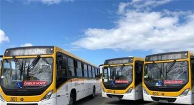 Ônibus do transporte público do Brasil correm risco de deixar de operar a partir de 5 de abril
