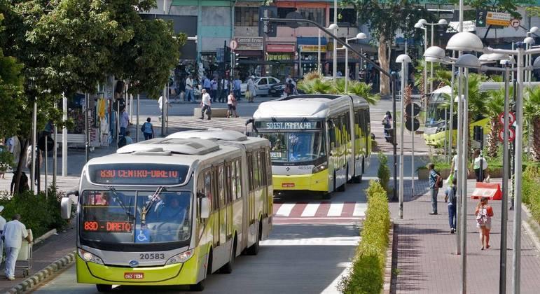 Empresas de ônibus estão isentas de pagar ISSQN desde 2013 e CGO desde 2014
