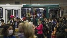Governo de SP congela tarifas de metrô, CPTM e ônibus em R$ 4,40