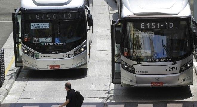 Tarifa de ônibus sobe para R$ 4,30. Metrô fica mais caro no dia 13 de janeiro