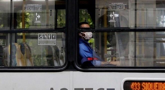 Especialistas reuniram dados da SPTrans sobre a circulação de ônibus municipais