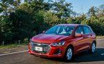 Chevrolet vendeu mais de 130 mil unidades do modelo