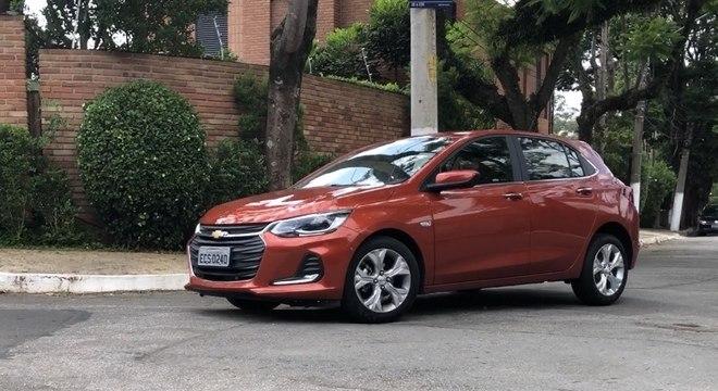 Agora é a vez de provar o consumo com um tanque de etanol do novo Chevrolet Onix Premier