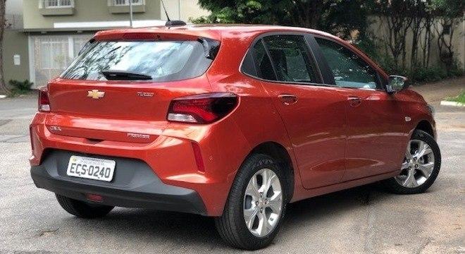 Chevrolet Onix Premier vendido no mercado brasileiro por R$ 73,1 mil