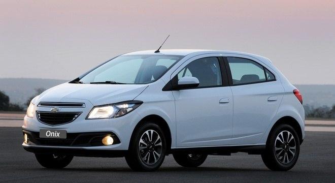 O Chevrolet Onix é atualmente o carro mais vendido do Brasil. Este sucesso vem se repetindo nos últimos cinco anos