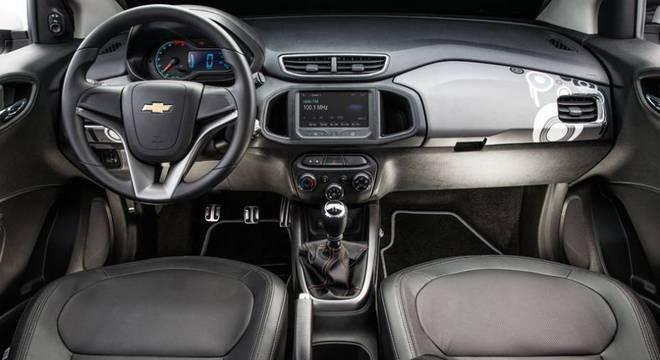 Devido a simplicidade do acabamento barulhos também são relatados, um dos mais comuns era na parte traseira do veículo