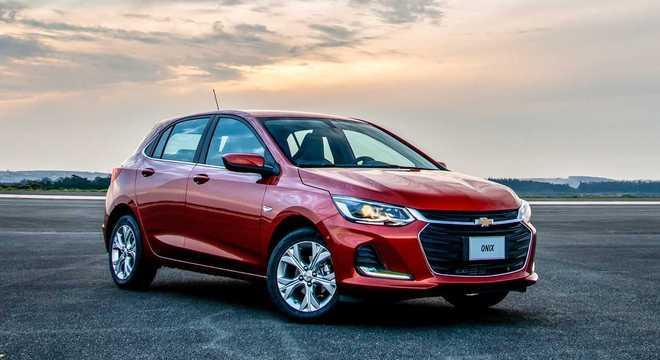 Em segundo lugar aparece a Chevrolet que comercializou 475.684 unidades em 2019 número 9,5% maior que o mesmo período de 2018.