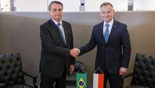 'Parceiro mais poderoso', diz presidente polonês sobre o Brasil