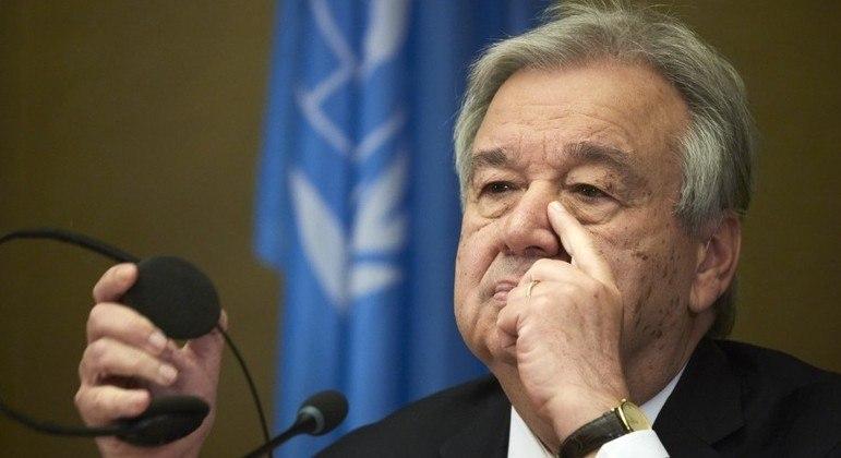 Chefe da ONU, Antonio Guterres, pede que o mecanismo Covax seja mais utilizado