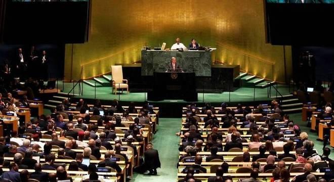 Assembléia Geral da ONU