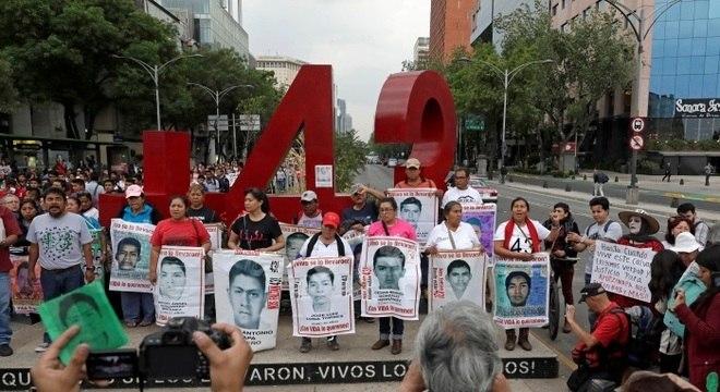 México afirmou que prendeu figura-chave do desaparecimento de 43 estudantes