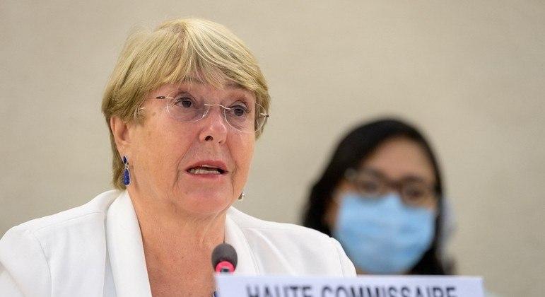 Michelle Bachelet alerta para a lei antiterrorismo e abusos contra os indígenas no Brasil