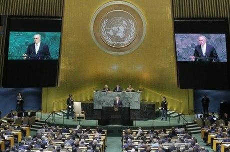 EUA, Israel e Austrália votaram contra a medida
