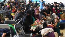 ONU quer que UE acolha 42 mil afegãos nos próximos 5 anos