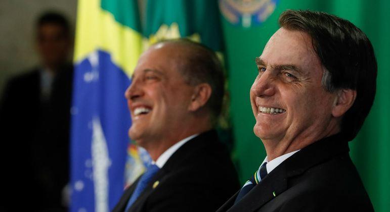 Onyx deve voltar ao Planalto na reforma ministerial de Bolsonaro