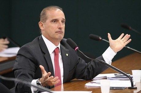 Onyx assume Ministério da Cidadania