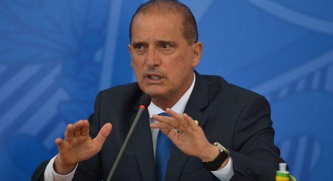 Ministro da Cidadania, Onyx Lorenzoni
