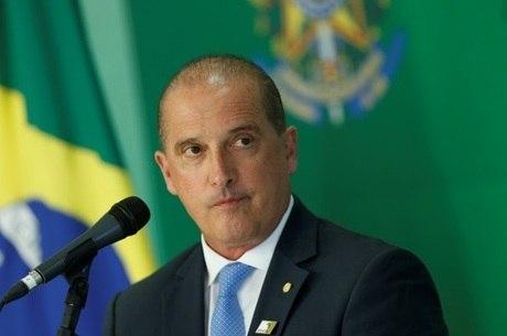 Ministro Ônyx Lorenzoni