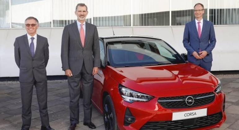 Atualmente o Opel Corsa é comercializado com três opções de motorização