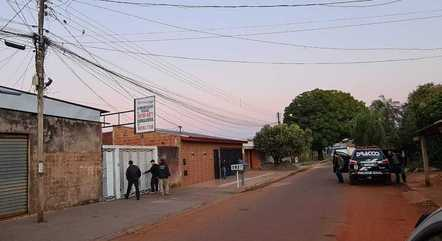 Operação 404 faz busca em Mato Grosso do Sul