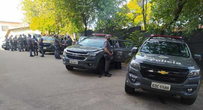 Operação da PF busca apurar crimes de tráfico praticados no interior de SP