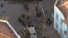 Polícia faz operação contra tráfico de drogas na Cracolândia (SP)