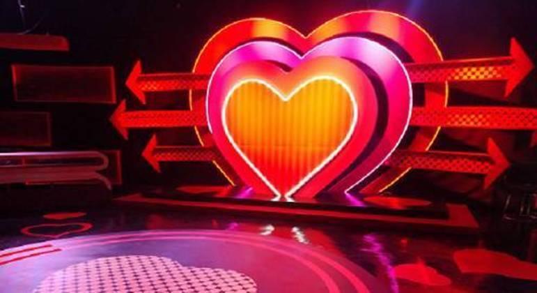 """Cenário do """"Operação Cupido"""" que a Rede TV! vai estrear em setembro"""